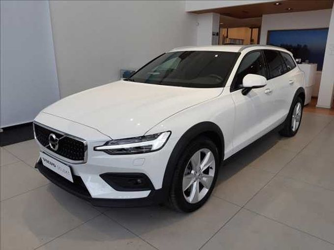 Volvo V60 CROSS COUNTRY D4 REZERVACE